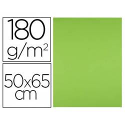 Cartulina Liderpapel 180 g/m2 color verde hierba