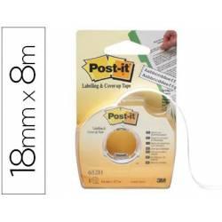 Cinta adhesiva de ocultar Post-it ®