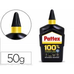 PEGAMENTO PATTEX UNIVERSAL INGREDIENTES ACTIVOS 100% SIN DISOLVENTES 50 G