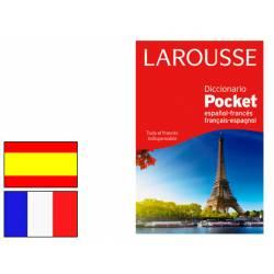 Diccionario Larousse Pocket Frances-Español/ Español-Frances