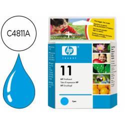 Cabezal HP 11 Cian C4811A