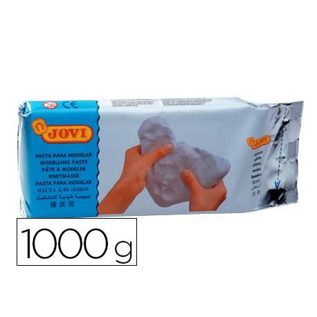 Pasta Jovi para modelar 1000 g blanca