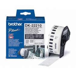 Etiquetas impresora Brother DK-22210