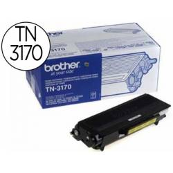 Toner Brother TN-3170 Negro
