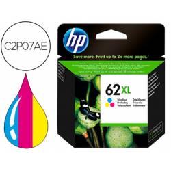 Cartucho HP Envy 5640 N.62 XL Tricolor C2P07AE
