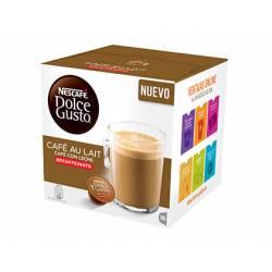 Cafe Dolce Gusto Cafe con leche Descafeinado