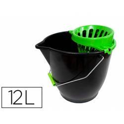 Cubo Fregona con Escurridor 12 litros