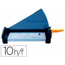 Cizalla Metálica de Palanca Fellowes Fusion A4 10 hojas 80g/m2