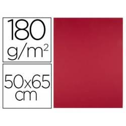 Cartulina Liderpapel Rojo Navidad Paquete de 25