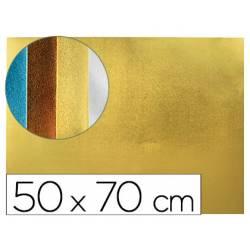 Goma eva Liderpapel Metalizada Oro