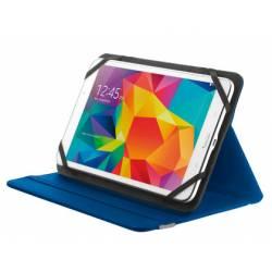 Funda TRUST tablet universal azul