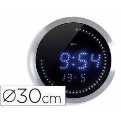 Reloj de pared LED Rium