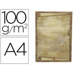 Papel pergamino Liderpapel A4 diploma 100g/m2