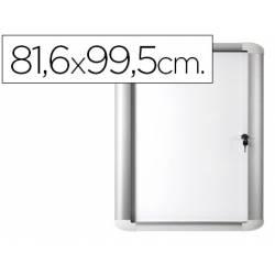 Vitrina de anuncio Bi-office magnetica 816x995mm