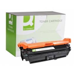 Toner Q-Connect compatible HP CE402A Laserjet Amarillo