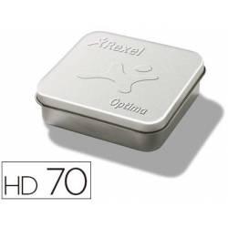 Grapas Rexel Optima HD70 caja 2500 unidades