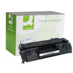 Toner compatible HP 80X negro CF280X