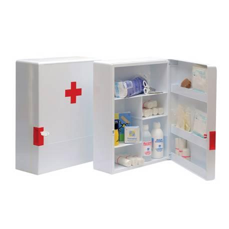 Botiquin Q-Connect primeros auxilios
