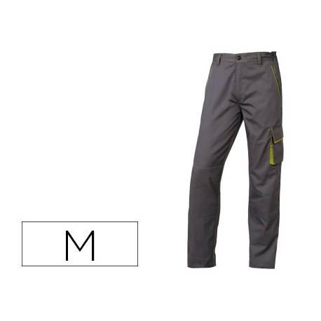 Pantalón trabajo DeltaPlus gris talla M