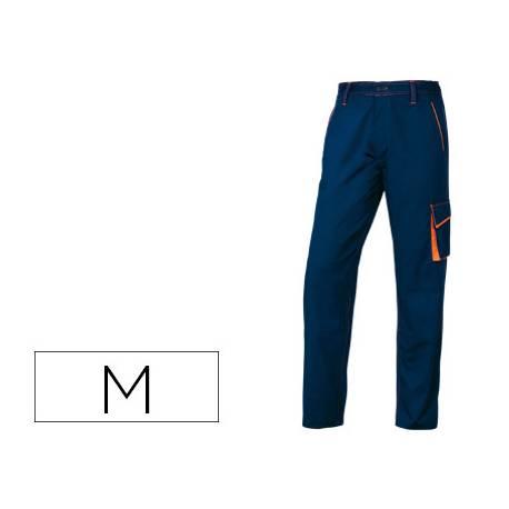 Pantalón trabajo DeltaPlus azul talla M