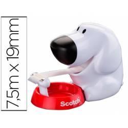 Portarrollo sobremesa Scotch perro