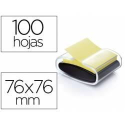 Dispensador Post-it ® PRO Z-Notes 76 x 76 negro