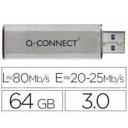 Memoria usb Q-connect flash 64GB