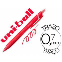 Boligrafo Uni-Ball roller SXN157C Jetstream color rojo 0,35 mm