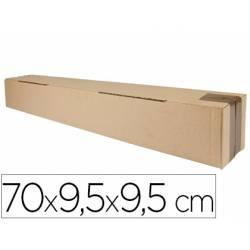 Caja para embalar Q-Connect Tubo 70x9,5x9,5Cm
