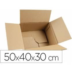 Caja para embalar Q-Connect 50x40x30Cm
