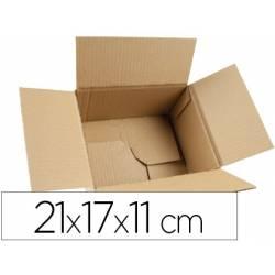 Caja para embalar Q-Connect 21x17x11Cm