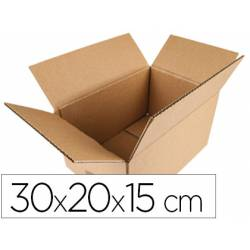 Caja para embalar Q-Connect 30x20x15Cm