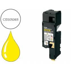 Toner Epson XL C13s050613 color amarillo