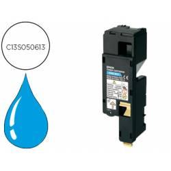 Toner Epson XL C13s050613 color cian