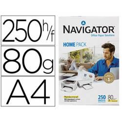 Papel fotocopiadora marca Navigator Home Pack DIN A4