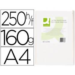 Papel fotocopiadora marca Q-Connect Ultra White DIN A4