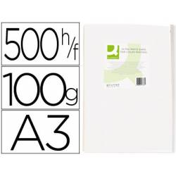 Papel fotocopiadora Q-Connect Ultra White DIN A3 100 Gramos