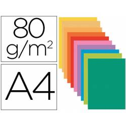 Subcarpeta Exacompta din A4 80 g/m2 colores surtidos