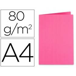 Subcarpeta Exacompta din A4 80 g/m2 rosa fucsia