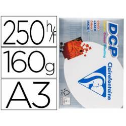 Papel multifuncion laser color DCP Din A3 160 g/m2