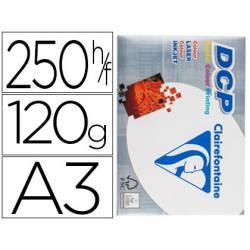 Papel multifuncion laser color DCP Din A3 120 g/m2