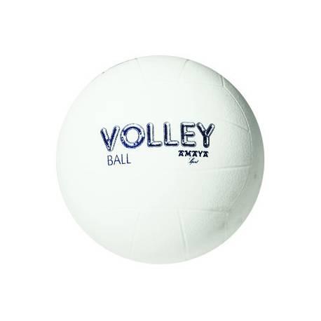 Balon de voleyball de PVC Blanco marca Amaya
