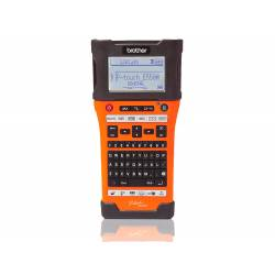 ROTULADORA BROTHER P-TOUCH IMPRESION TERMICA 180X360 DPI LCD 3 LINEAS BATERIA ION LITIO WIFI