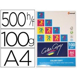 Papel multifuncion Mondi Color Copy A4 100 g/m2 Satinado