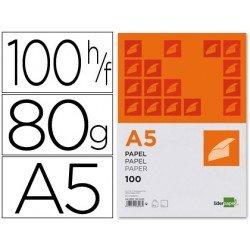 Papel de escritura Din A5 Liderpapel 80 g/m2