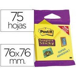 Bloc quita y pon Super Sticky Post-it ®