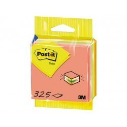Bloc quita y pon Post-it ® Formas