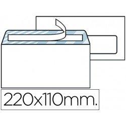 Sobre N.3 Liderpapel, 110x220mm