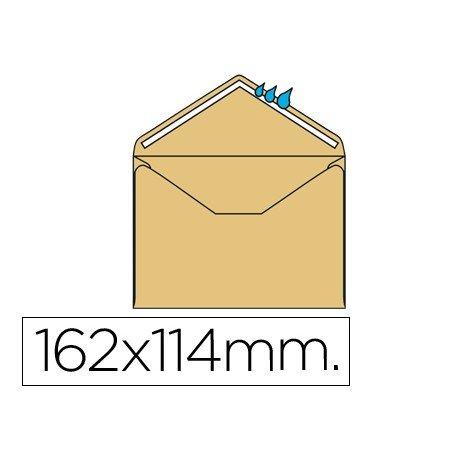 Sobre N.23 C6 Liderpapel, 114x162mm