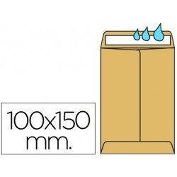 Sobre bolsa Salarios N-0 Liderpapel 100x150mm